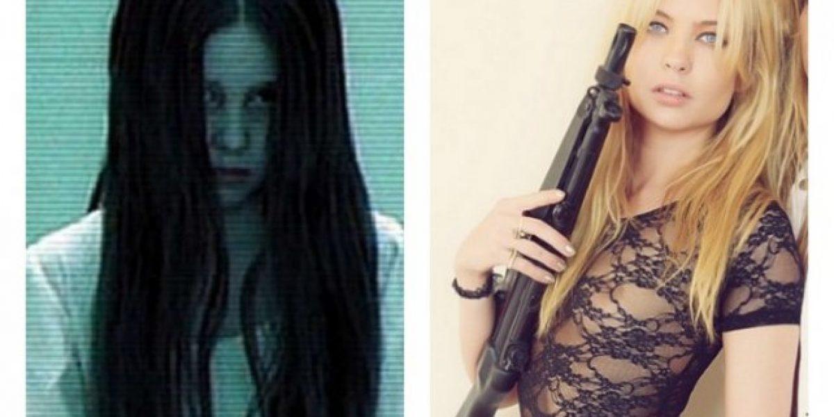 La sexy transformación de la terrorífica niña de