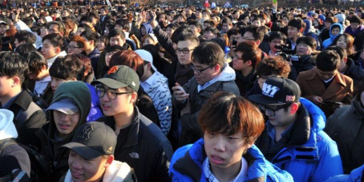 Decepción en cita a ciegas masiva de Corea del Sur: llegaron demasiados hombres