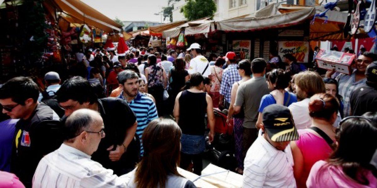 CNC estima que ventas minoristas crecerían 5,8% en 2012 en la RM
