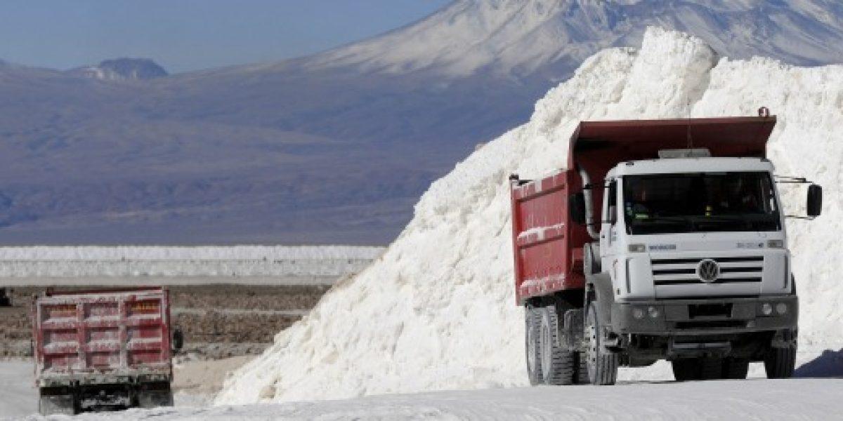 Diputados presentan proyecto que reserva al Estado la exploración y explotación de litio