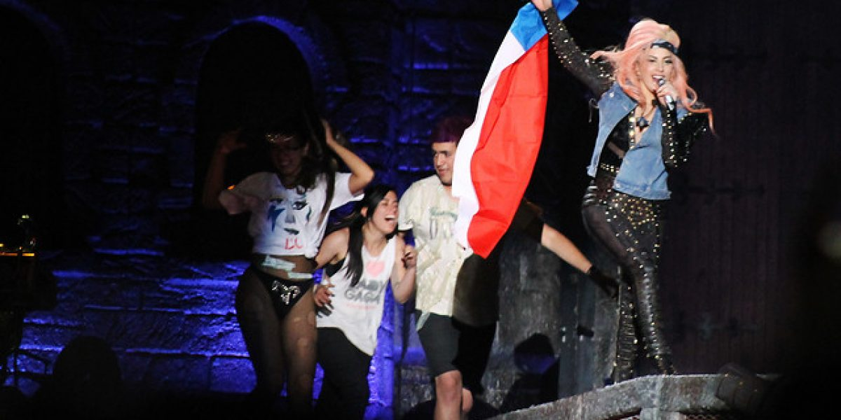 Terry Richardson rueda un documental sobre Lady Gaga