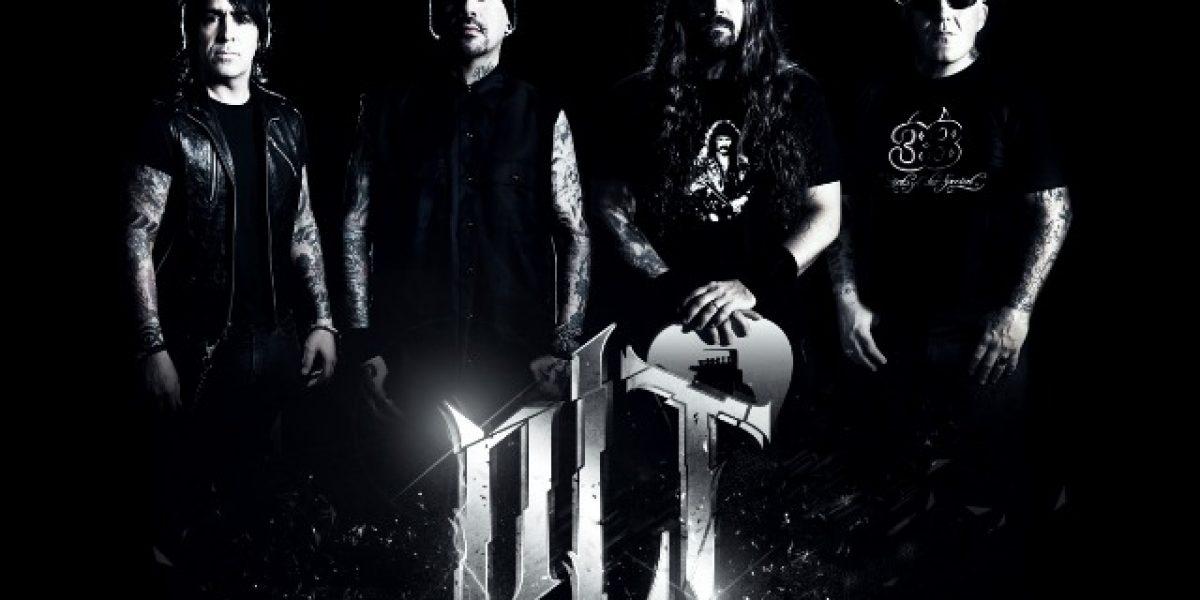 Nuevo grupo musical une a miembros de Maná, A.N.I.M.A.L, Sepultura y LFC