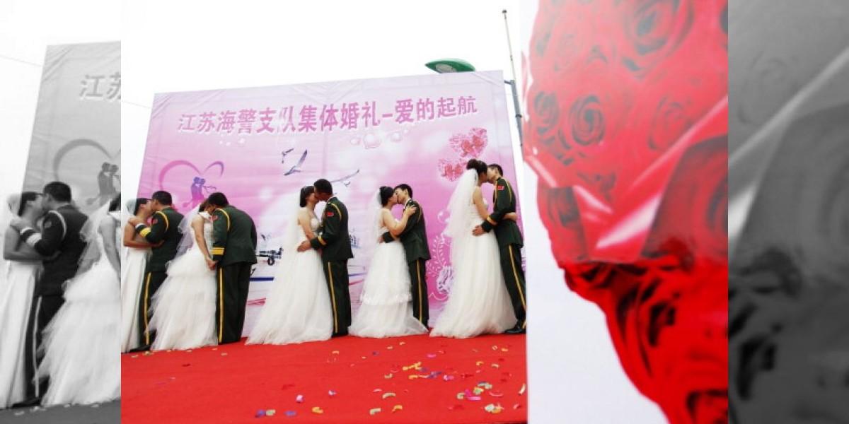 ¿Por qué las mujeres chinas prefieren maridos 10 años mayores que ellas?