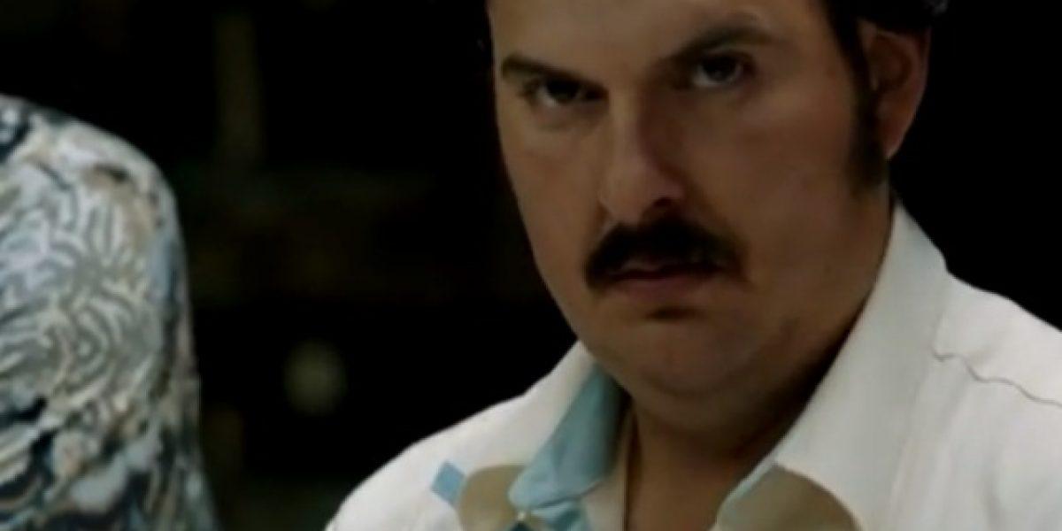 Mega estrenará en 2013 exitosa serie sobre la vida de Pablo Escobar