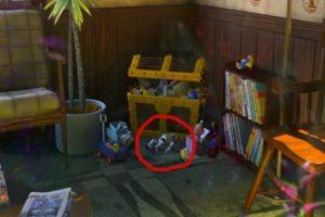 Buzz Lightyear en Buscando a Nemo Foto: dailypix.me. Imagen Por: