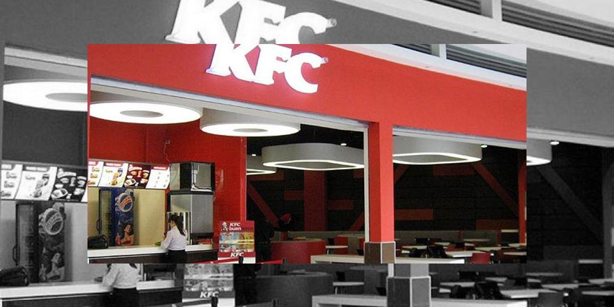 Clausuran local de KFC en Lima por usar 15 días el mismo aceite