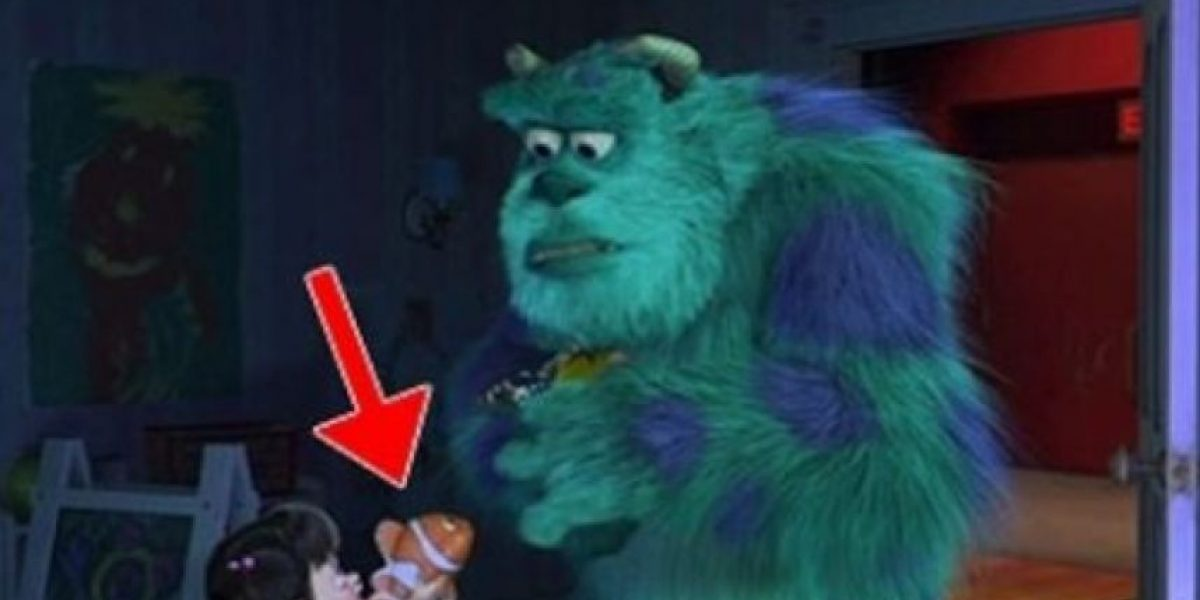 FOTOS: Personajes de Disney escondidos en otras películas