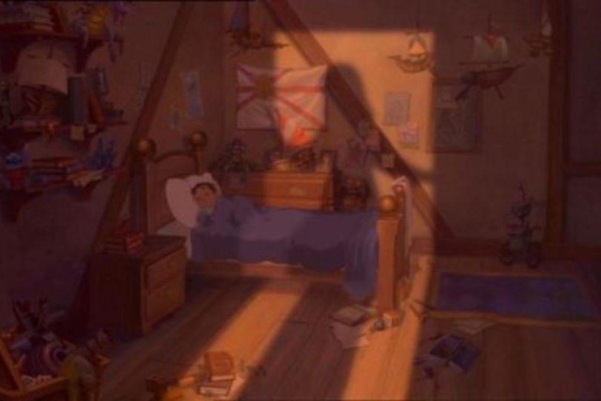 Stitch en El planeta del tesoro Foto: dailypix.me. Imagen Por: