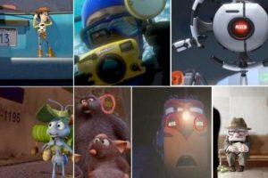 El número A113 empezó como un chiste dentro de Pixar ya que es una habitación donde entrenan para la animación. Ha aparecido en casi todas las películas de Disney/ Pixar Foto: dailypix.me. Imagen Por: