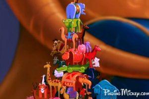 La Bestia en Aladdin Foto: dailypix.me. Imagen Por: