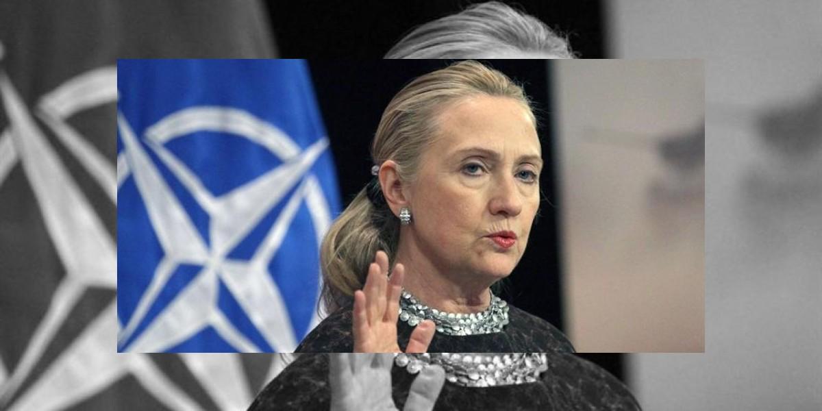 Hillary Clinton hospitalizada  debido al hallazgo de un coágulo