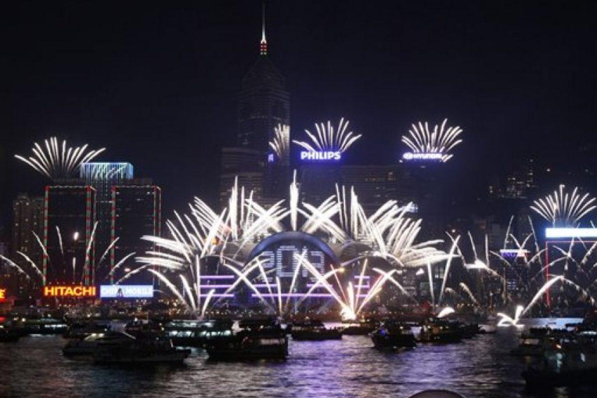 Hong Kong. Imagen Por: