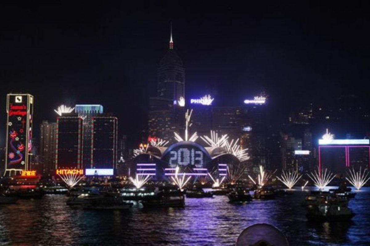 Hong Kong Foto:AP. Imagen Por: