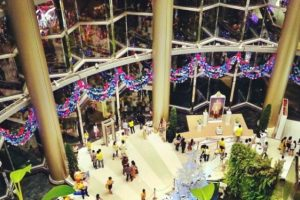 El centro comercial Siam Paragon, en Bangkok, Tailandia Foto: Instagram. Imagen Por: