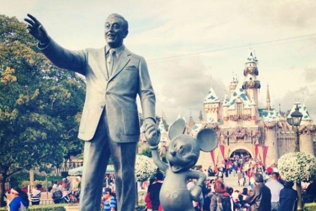 Disneylandia, en Anaheim, California Foto: Instagram. Imagen Por:
