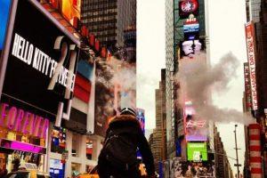 Times Square, en NY Foto: Instagram. Imagen Por: