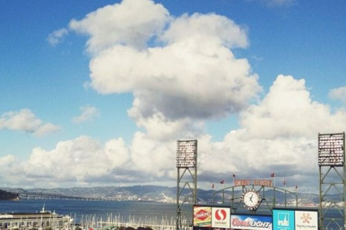 AT&T Park, la casa de los Gigantes de San Francisco Foto: Instagram. Imagen Por: