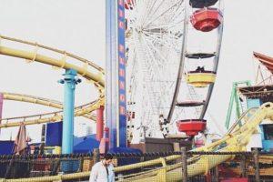 Santa Monica Pier, California Foto: Instagram. Imagen Por: