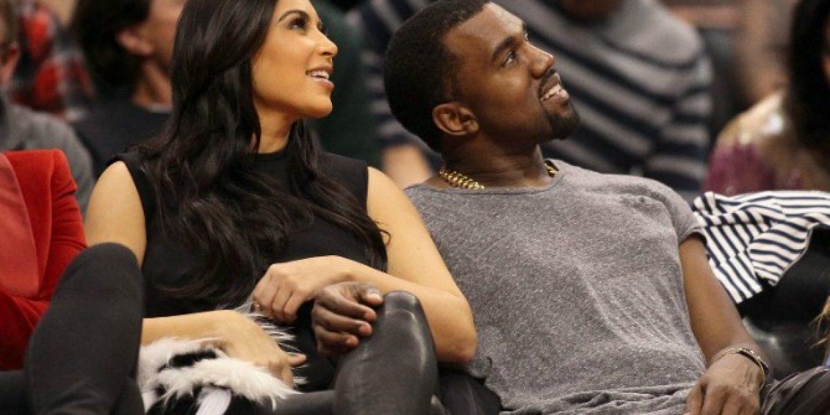 Kim Kardashian está embarazada anuncia Kayne West en un concierto