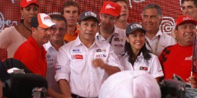 Presidente de Perú dice que sus pilotos serán los mejores del Dakar