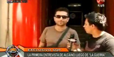 """Daniel Alcaíno sobre carta de Caniulef: """"Encontré fuertes sus palabras"""""""
