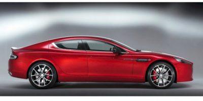 Nuevo Aston Martin Rapid S