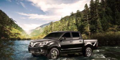 LANZAMIENTO: Ya está en Chile la 1° camioneta de Foton: Terracota