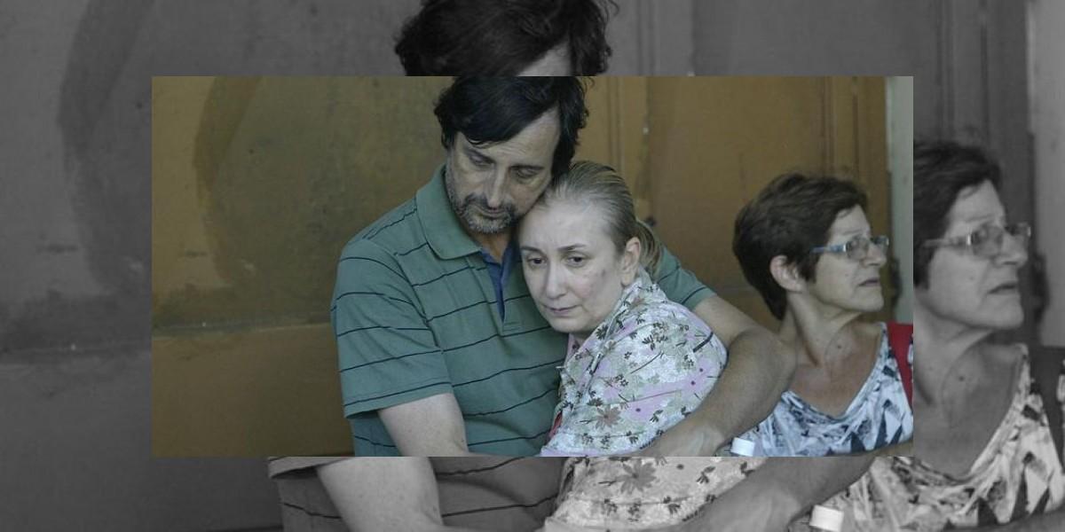Sobreviviente del incendio en Brasil: