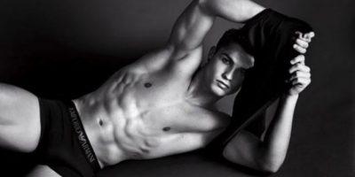 Ahora Cristiano Ronaldo diseñará ropa interior