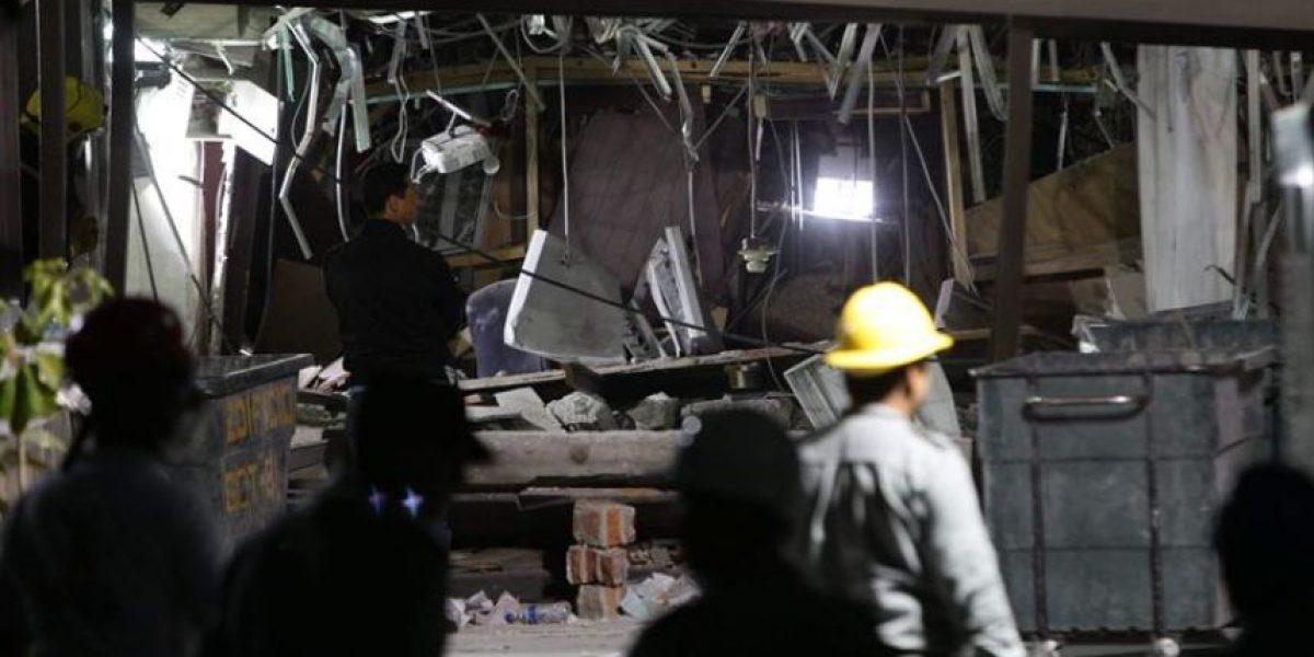 La tragedia de México en imágenes: Cifran en 25 los fallecidos tras explosión