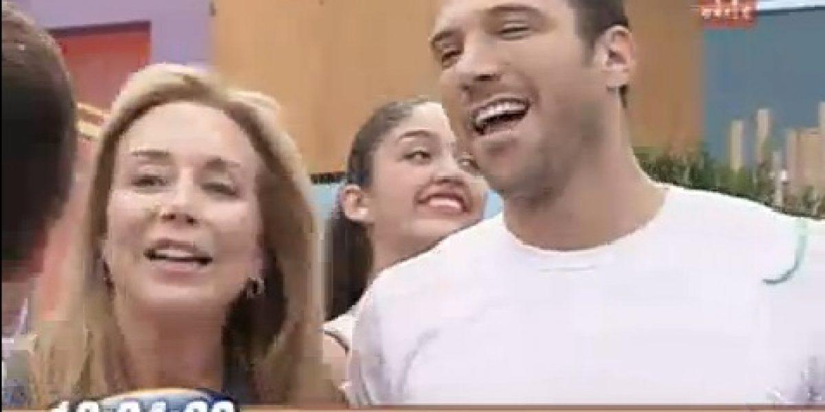 Julián y Karen vuelven al BDAT en un flashmob con