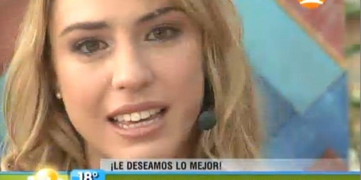Entre lágrimas Valeria Ortega deja el