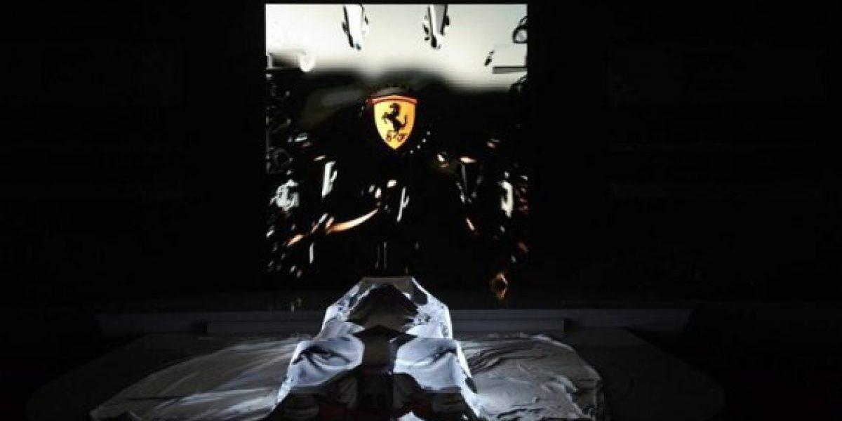 El nuevo Ferrari en el que correrá Fernando Alonso