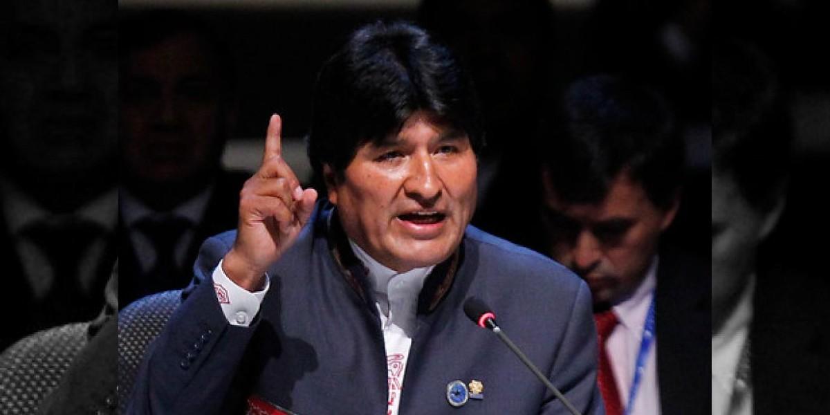 Bolivia califica como