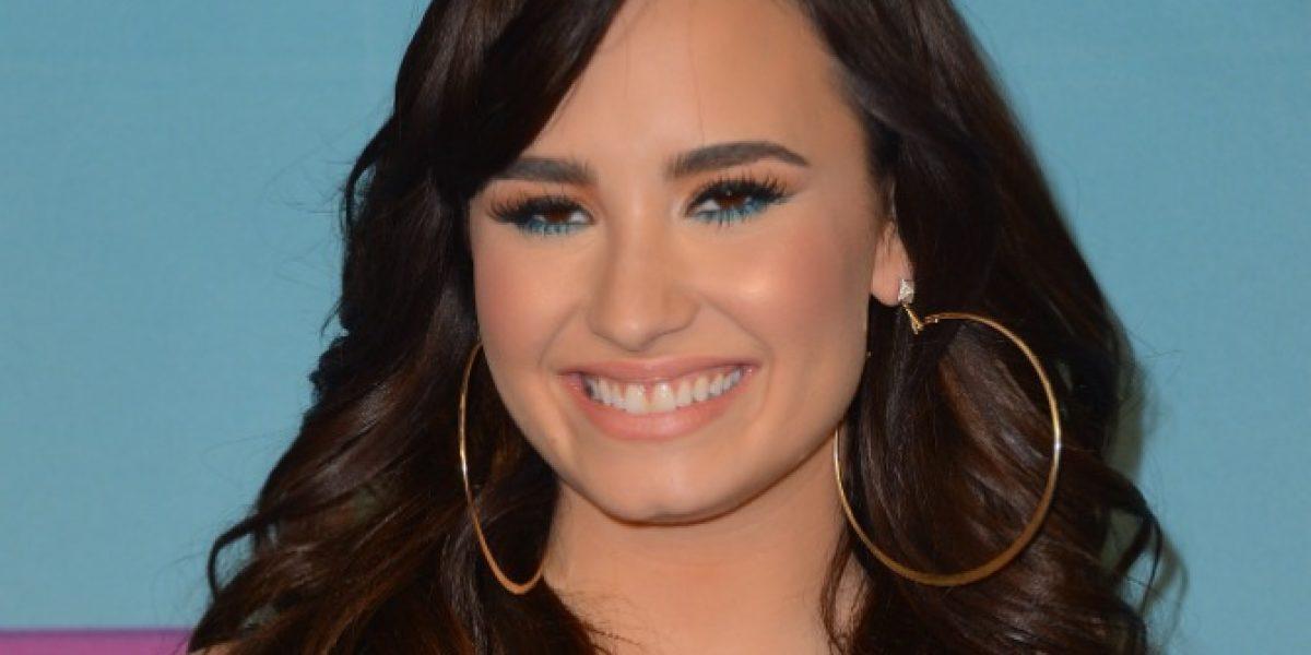Demi Lovato sufre accidente y sube foto a Twitter