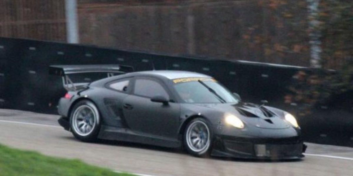 Porsche vuelve a Le Mans