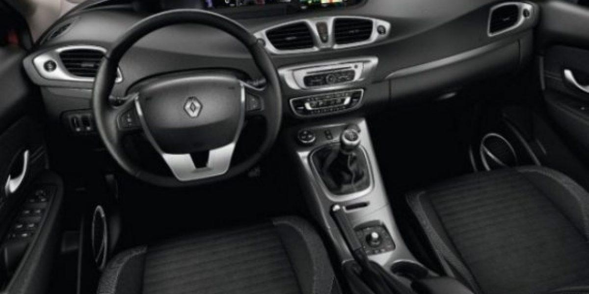FOTOS: Este será el nuevo Renault Scénic XMOD