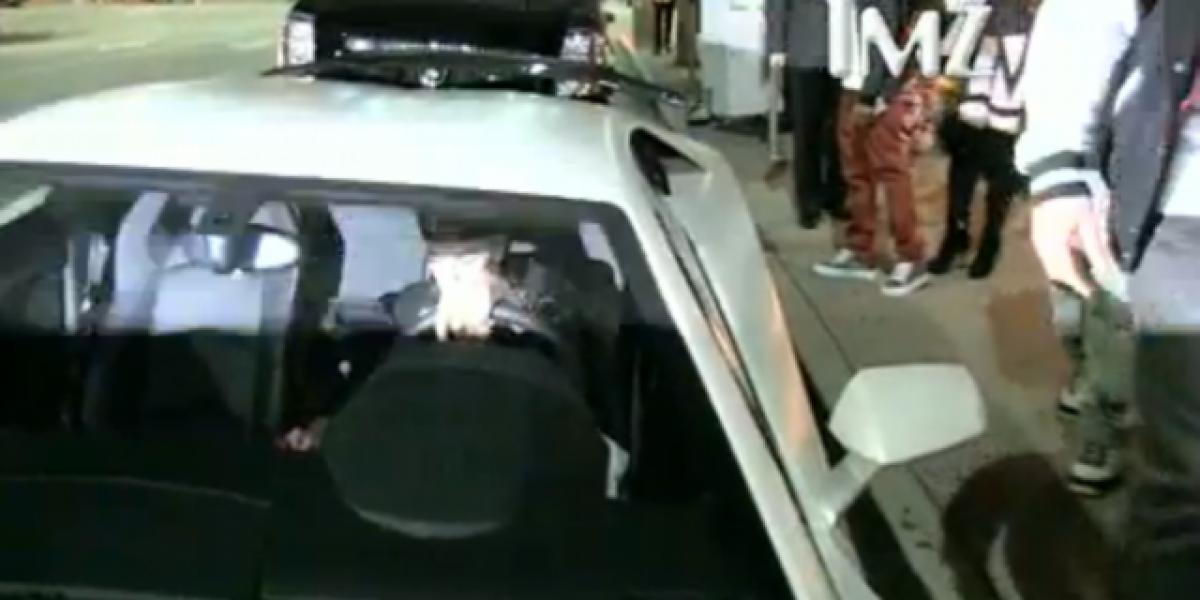 El nuevo DMC Lamborghini Aventador LP900 de Justin Bieber