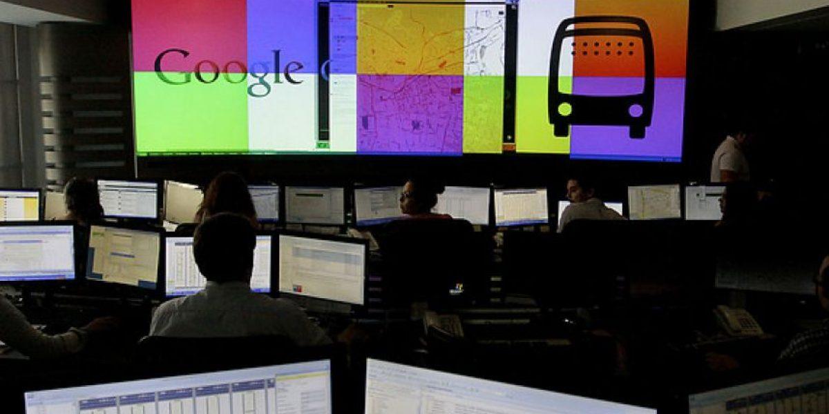 Google y Transantiago se unen con novedosa aplicación sobre recorridos