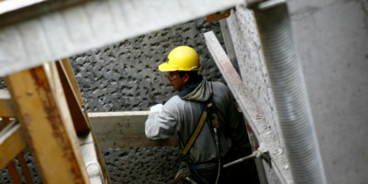 CChC: Actividad de la construcción en diciembre se expande 7,8% y cierra 2012 con alza de 10,8%