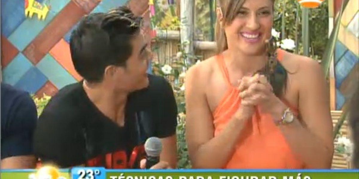 Karen Paola confiesa que se casará con Juan Pedro