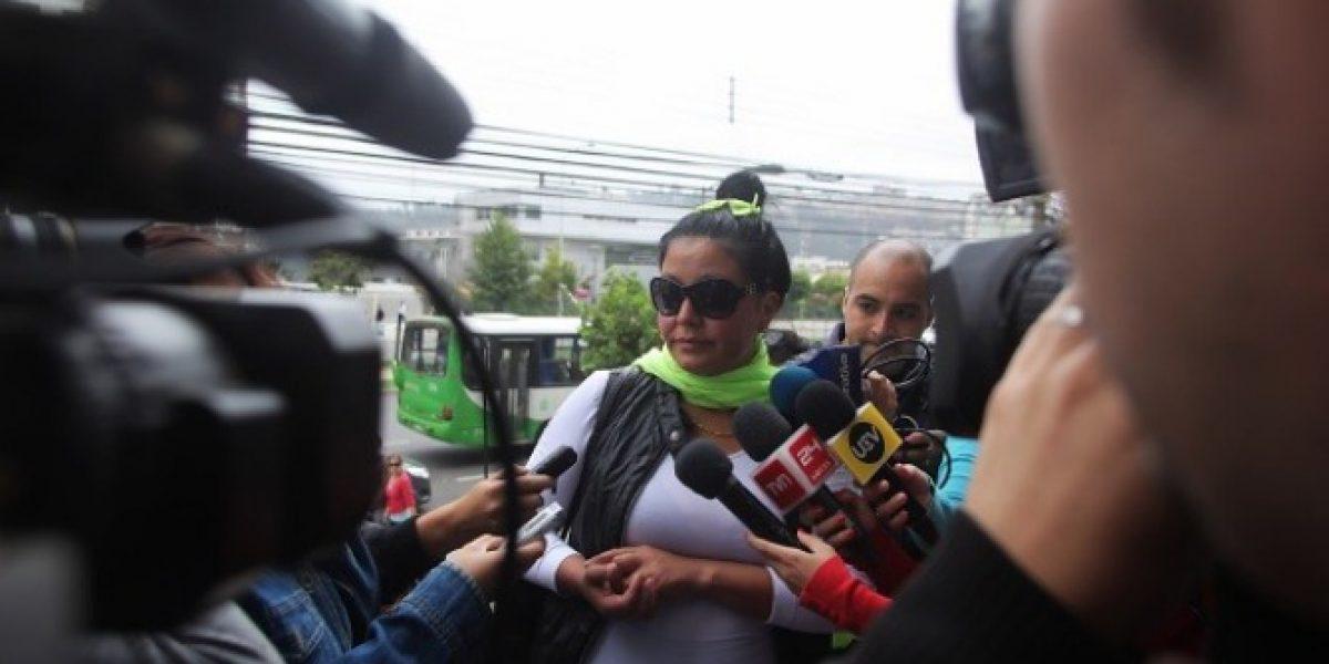 Mujer que acusó a Mackenna se defiende tras difusión de imágenes:
