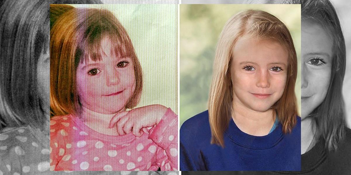 Prueba de ADN confirmaría identidad de niña parecida a Madeleine McCann
