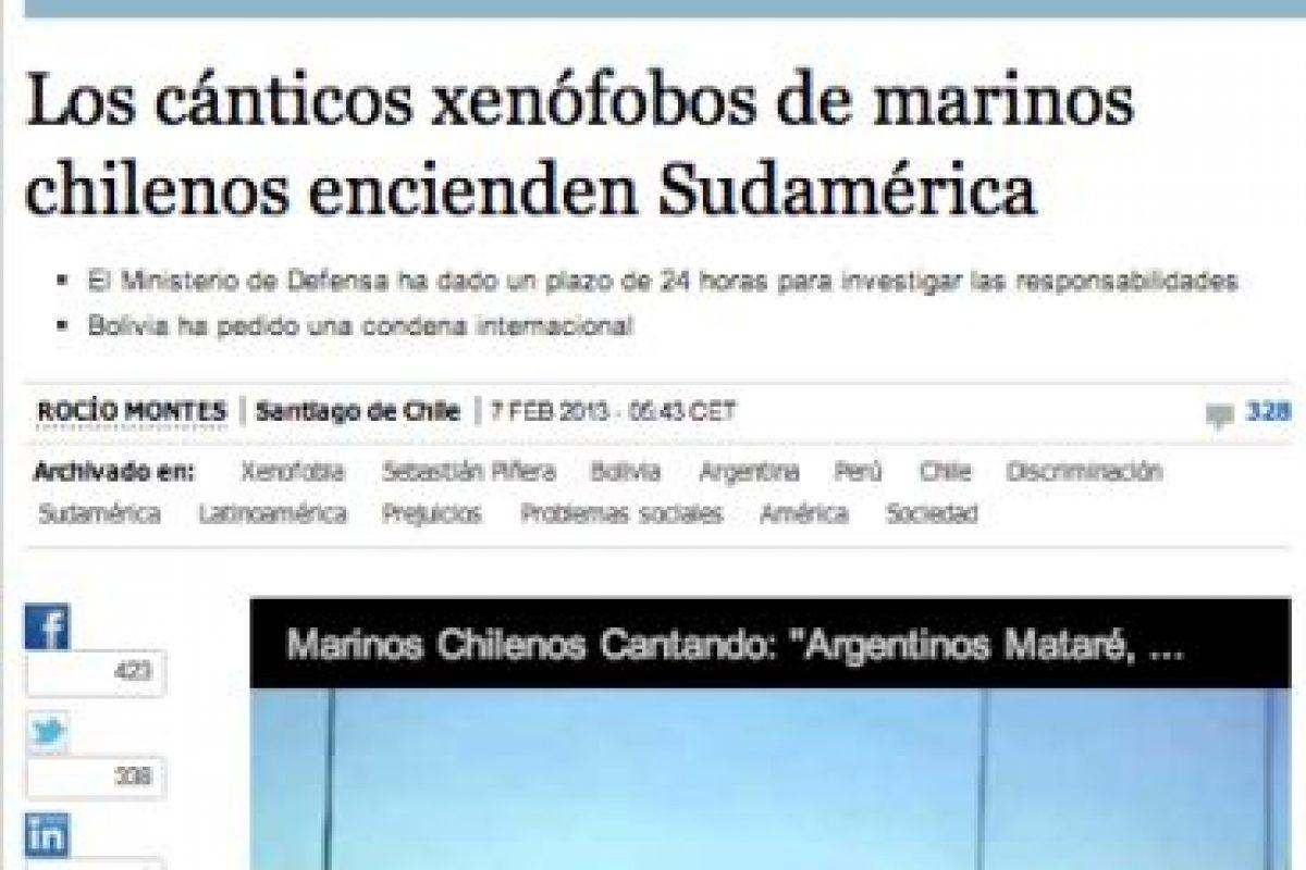 Foto:El País – España. Imagen Por:
