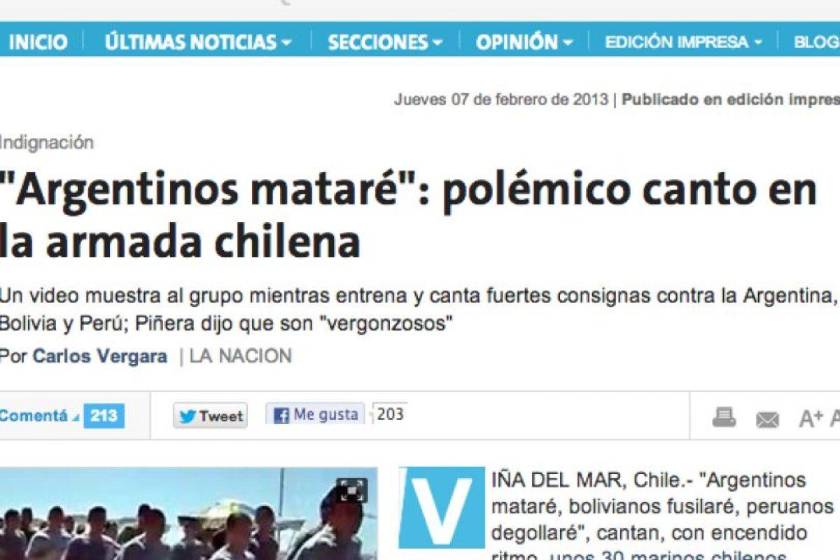Foto:La Nación – Argentina. Imagen Por: