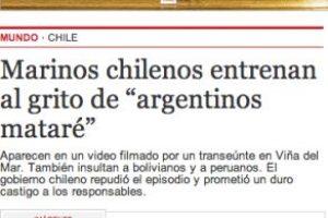 Foto:El Clarín – Argentina. Imagen Por: