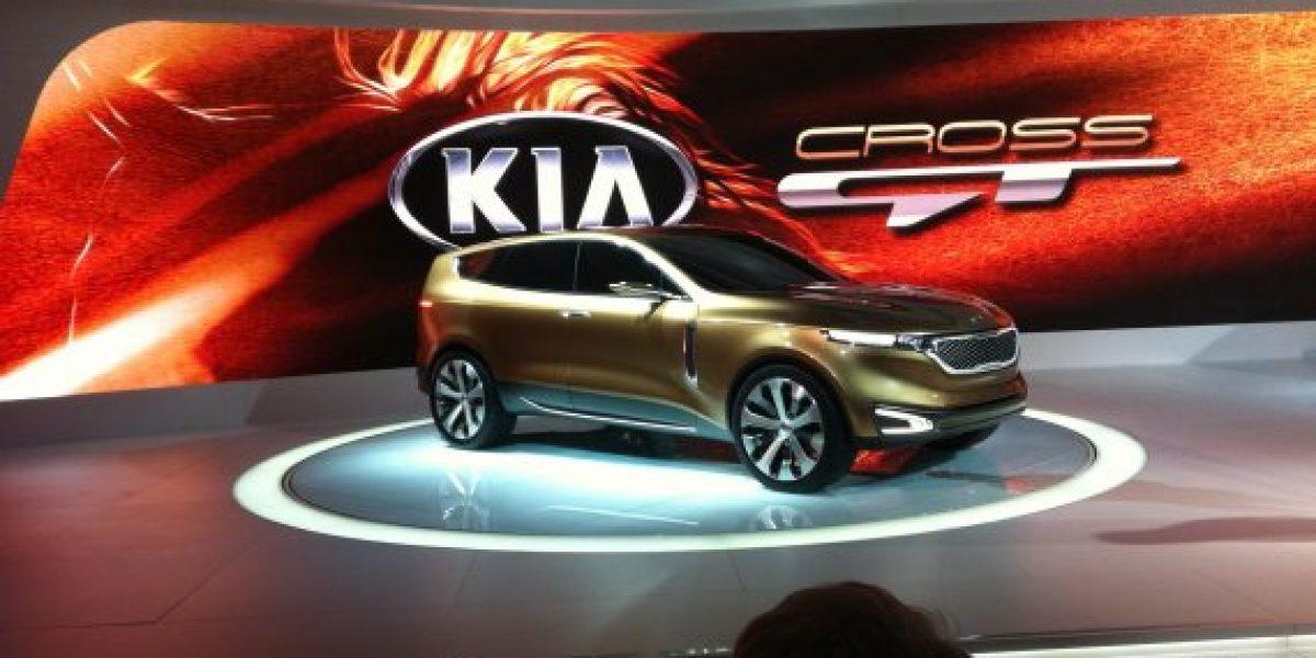 Nuevo concepto de Kia presentado en Chicago