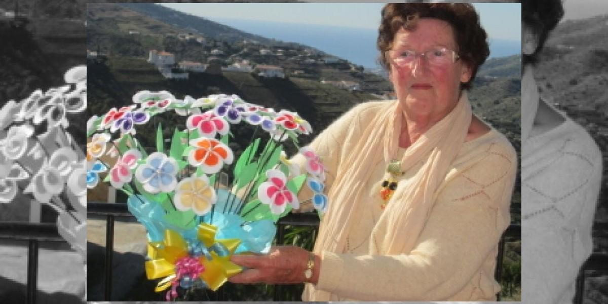 Una mujer de 80 años celebrará su funeral en vida