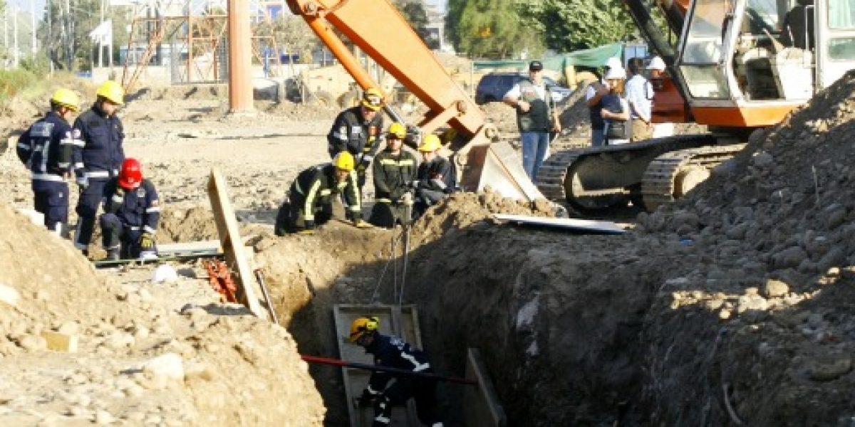 Disminuyen accidentes laborales y se ubican cerca del 5% en 2012