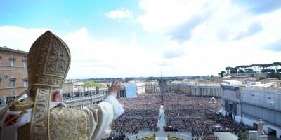 El último Papa en renunciar a su Pontificado fue Gregorio XII en 1415
